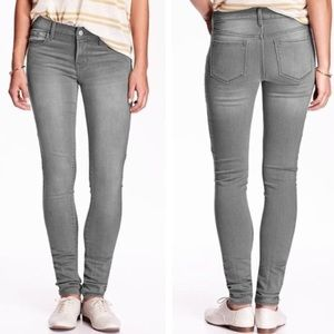 3 for $20 Old Navy Mid-Rise Original Skinny Jeans